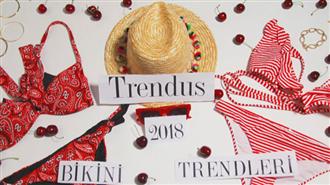 2018 Bikini Trendleri