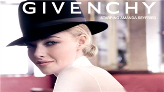 Amanda Seyfried Givenchy Reklamı