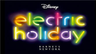 Barney`s Electric Holiday