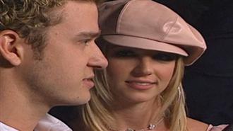 Britney Spears ve Justin Timberlake 2002