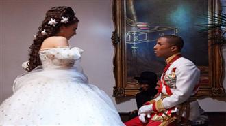 Cara Delevingne ve Pharrell Williams`ın Reincarnation fimi