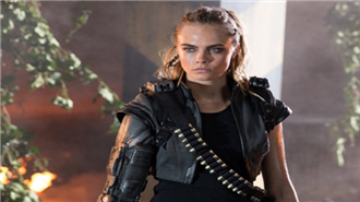Cara Delevingne`lı Call of Duty Trailer`ı