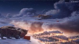Cartier Christmas 2014 `Winter Tale`