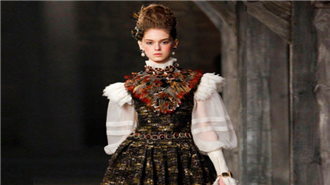 Chanel 2013 Metiers d`Art Defilesi