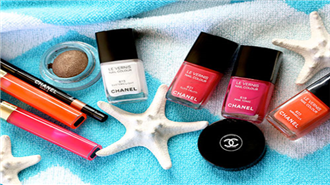 Chanel 2014 Yaz Makyaj Koleksiyonu