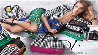 Diane von Furstenberg 2015 Yaz Reklamı