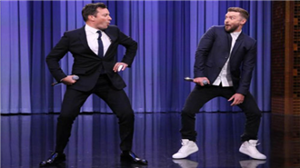 Justin Timberlake & Jimmy Fallon History of Rap 6