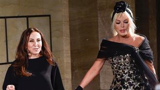 Londra Moda Haftası'nda Ajda Pekkan ve Zeynep Kartal Rüzgarı
