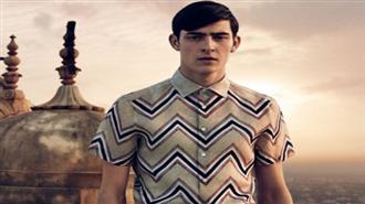 Louis Vuitton 2015 Yaz Erkek reklam kampanyası