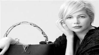 Louis Vuitton Michelle Williams Reklamı