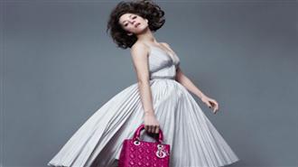 Marion Cotillard`lı Lady Dior kampanyası