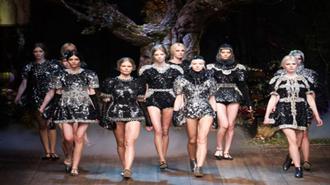 MFW Dolce & Gabbana 2014 Kış Defilesi