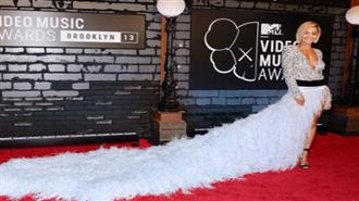 MTV Video Müzik Ödülleri Kırmızı Halı