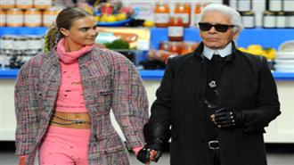 PFW Chanel 2014 Kış Defilesi