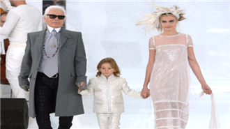 PFW Chanel Haute Couture Defilesi