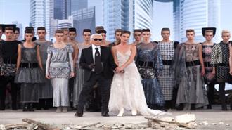 PFW Couture Chanel 2014 Kış defilesi