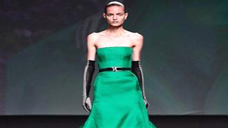 PFW Couture Christian Dior 2014 Kış defilesi