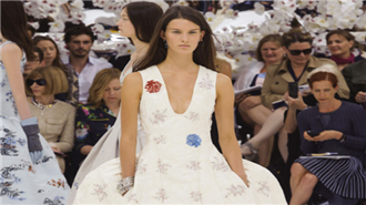 PFW Couture Dior 2014 Kış Defilesi