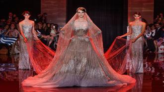 PFW Couture Elie Saab 2014 Kış defilesi