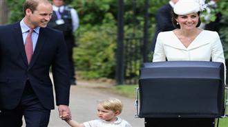 Prenses Charlotte`un vaftiz töreni