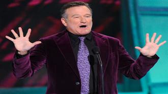Robin Williams seni unutmayacağız