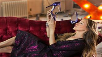 Sarah Jessica Parker ayakkabı koleksiyonunu anlatıyor