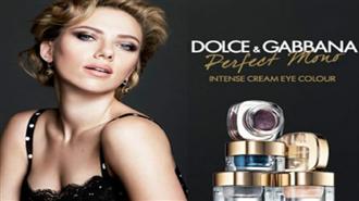Scarlett Johansson`lu Dolce&Gabbana reklamı