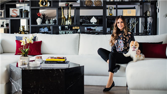 Selma Çilek Çiftçi InStyle Home'da