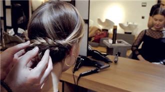 Sepet Saç Örgüsü Nasıl Yapılır?