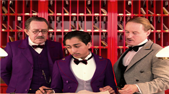 The Grand Budapest Hotel Fragman
