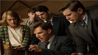 The Imitation Game Fragman