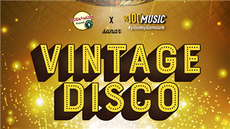 Vintage Disco İle Unutulmaz Bir Geceye Hazır Olun