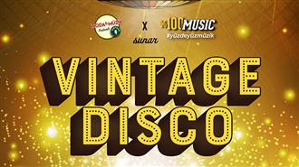 Vintage Disco İle Unutulmaz Bir Geceye Haz��r Olun