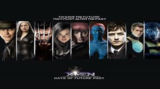X-Men Geçmiş Günler Gelecek Fragman