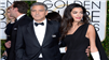 72. Altın Küre`de Amal ve George Clooney